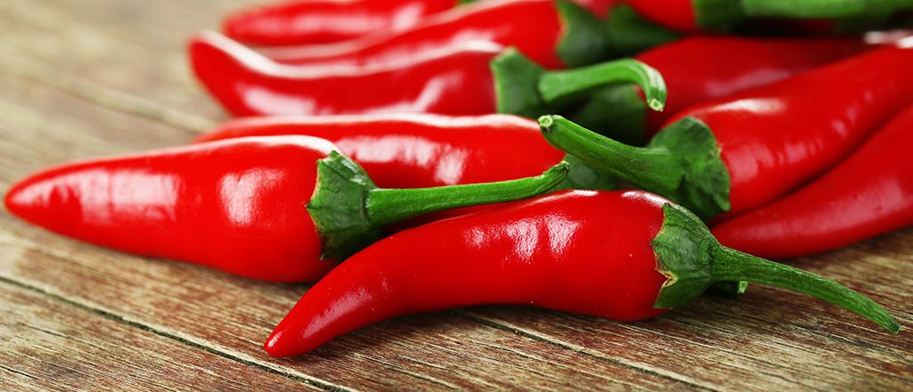 Entendendo o poder da pimenta