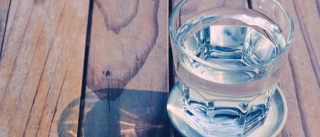 Emagreça com água