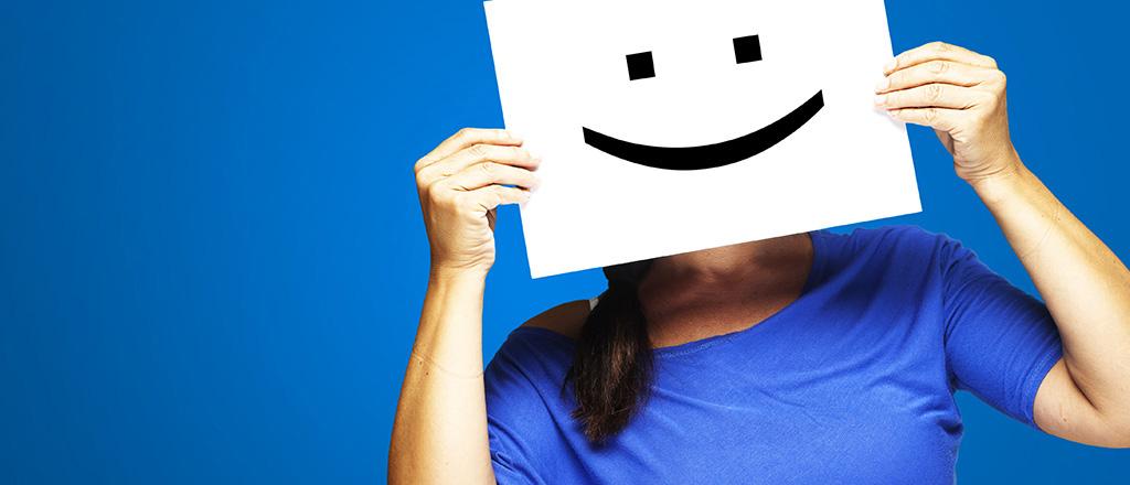 Saúde é ser feliz