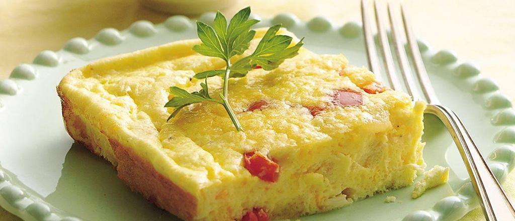Omelete à espanhola