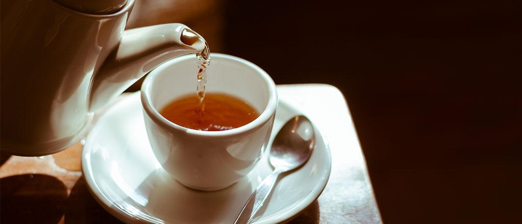A força renovada do chá