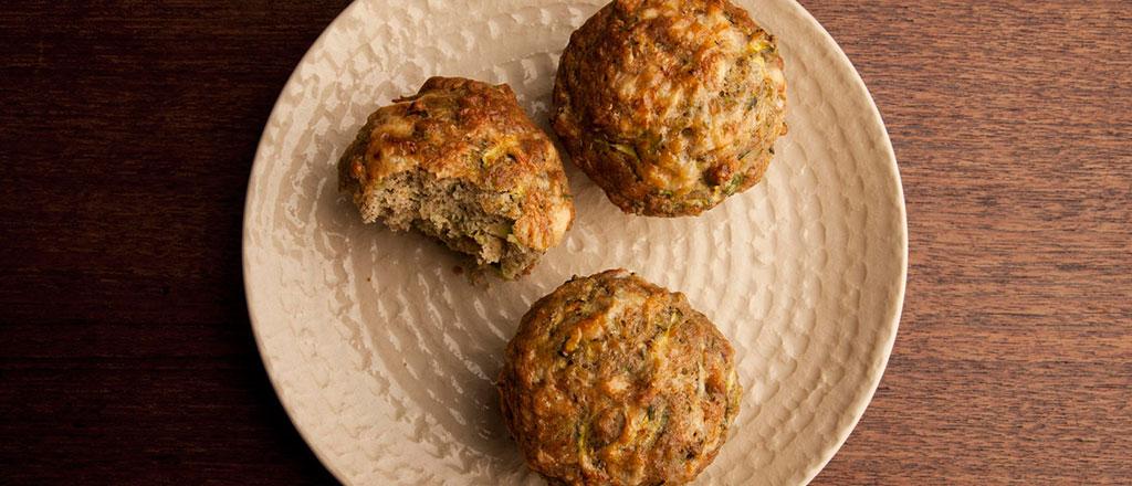 Muffin de quinoa