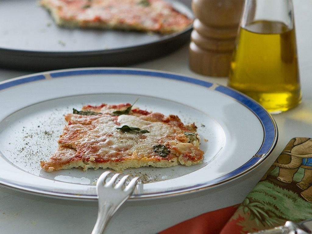 Resultado de imagem para pizza de couve flor