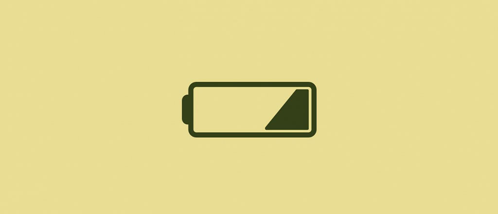 O fim (do fim) da bateria
