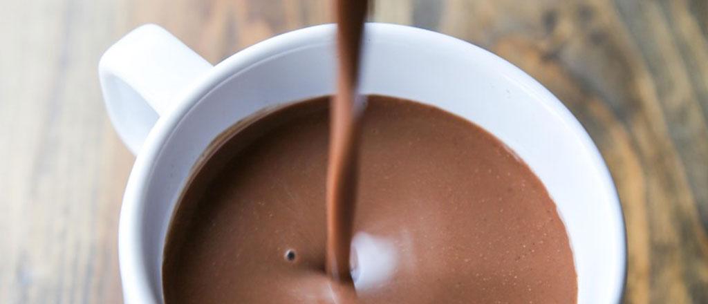 A dica do chocolate
