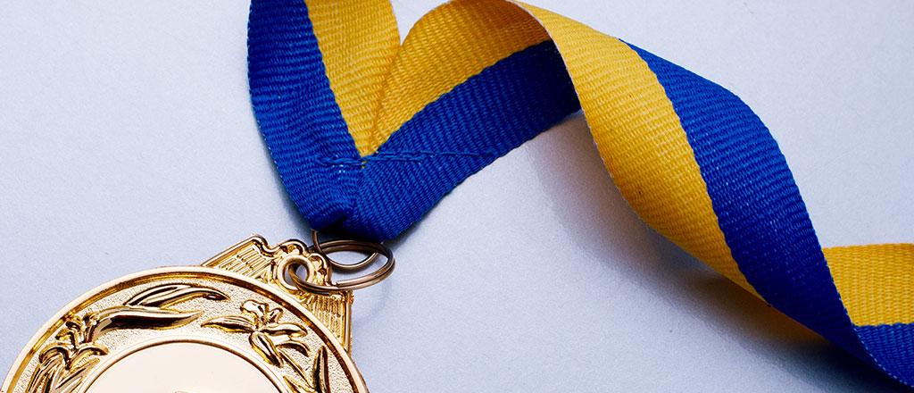 Medalha perdida?