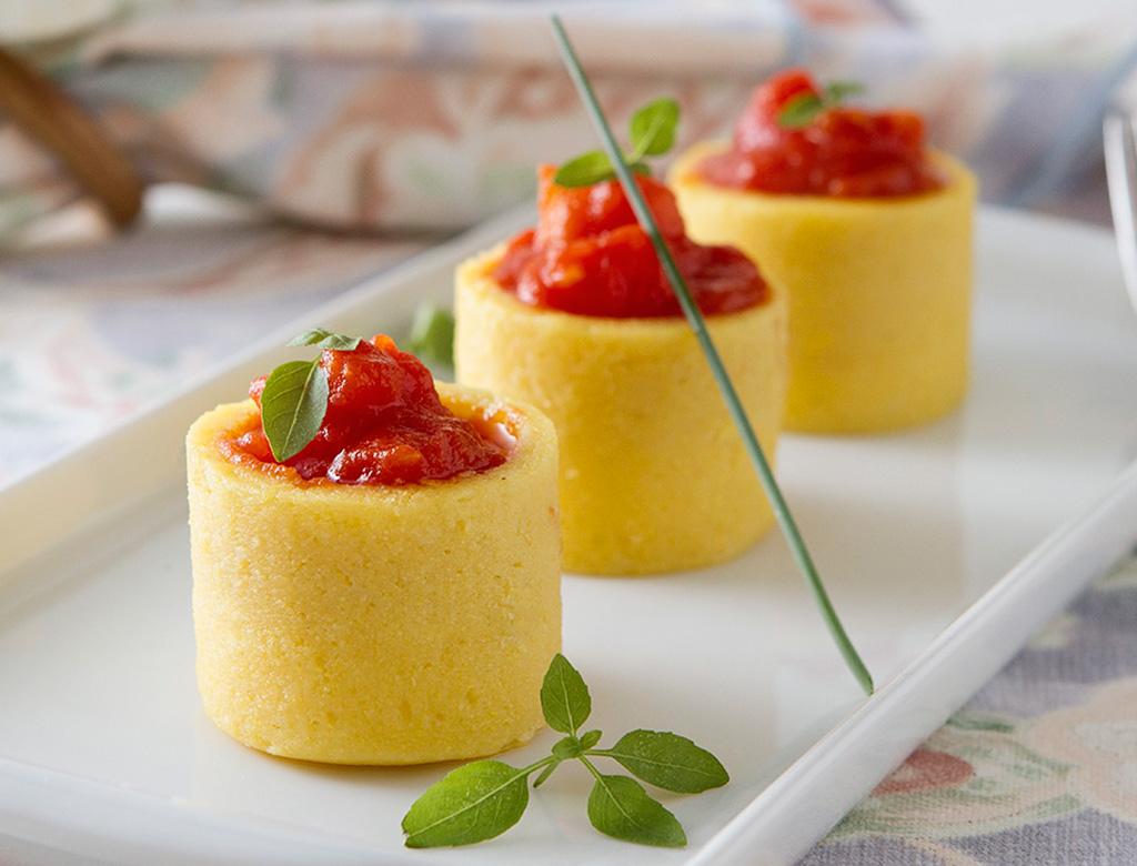 trivial variado canudo de polenta