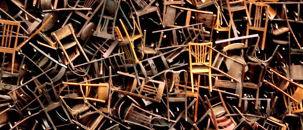 A cadeira que emagrece