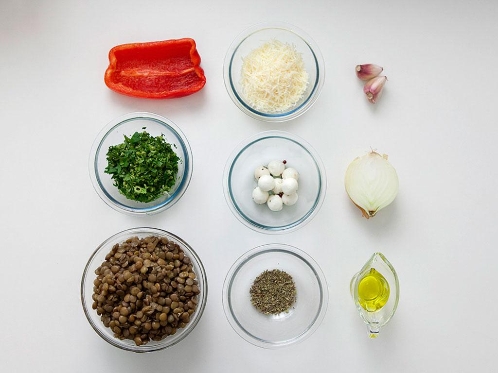 bolinhos-de-lentilha-ingredientes