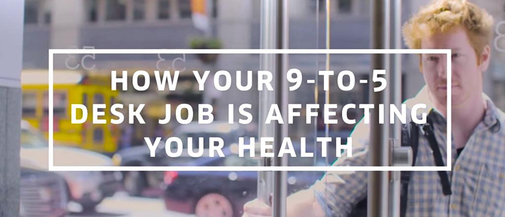Como o trabalho afeta a saúde