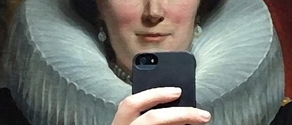 As selfies estão proibidas