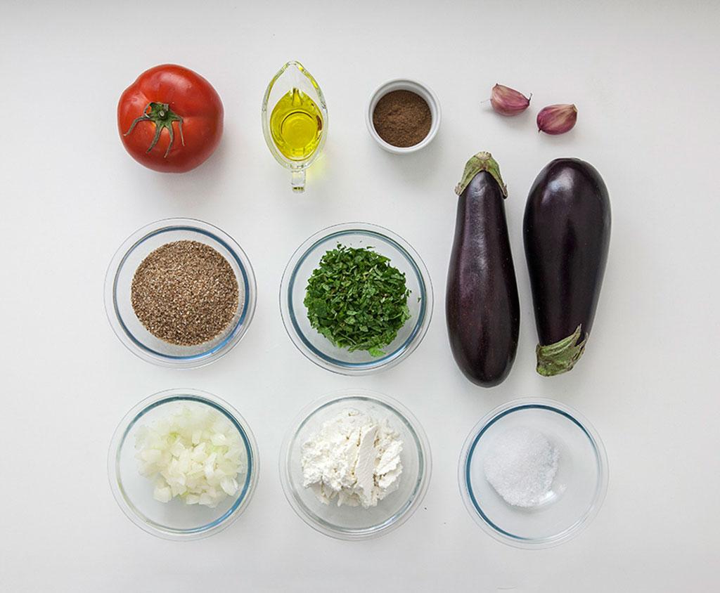 quibe-de-berinjela-ingredientes
