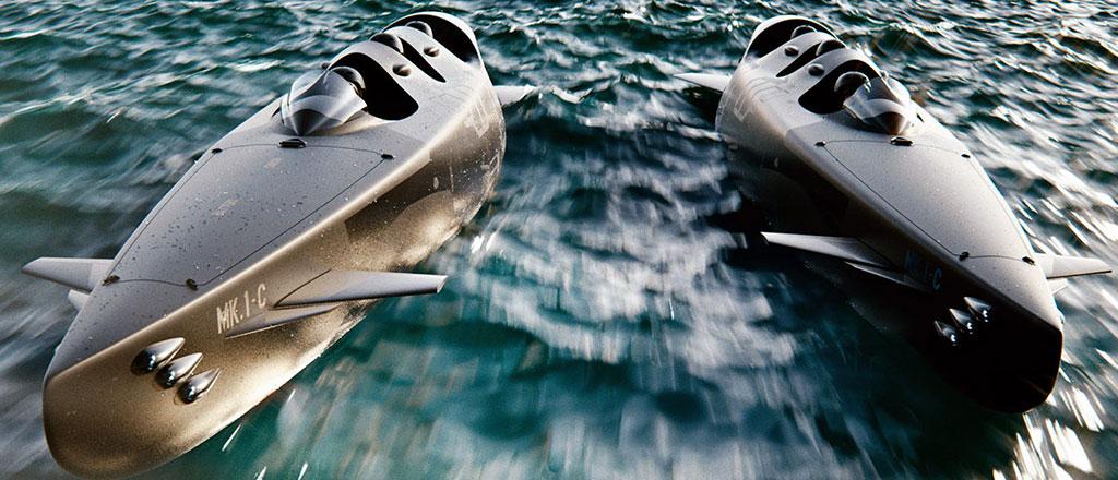 Seu submarino particular