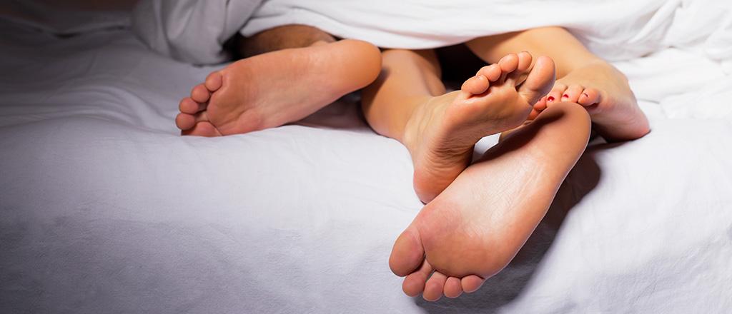 O verdadeiro significado de dormir a dois