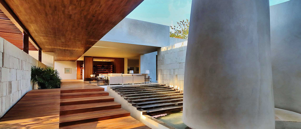 Arquitetura cinco estrelas